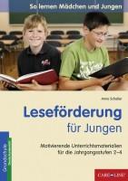 Leseförderung für Jungen