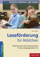 Leseförderung für Mädchen