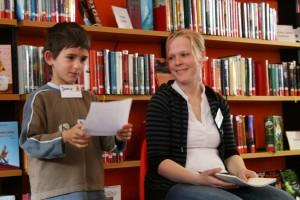 Präsentation der Kitzinger Schreibwerkstatt 2009