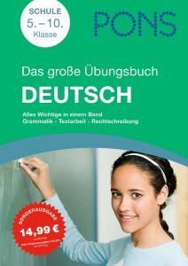 Übungsbuch Deutsch 5-10 Klasse
