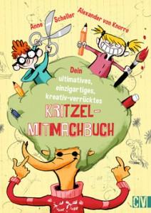 Kritzelmitmachbuch