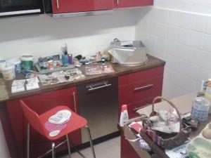 Meine Bastelküche
