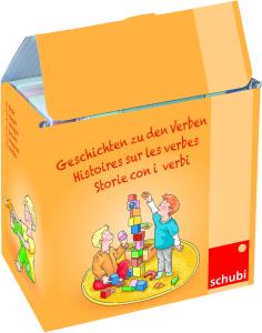 """""""Geschichten zu den Verben"""" Cover"""