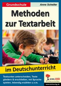 """""""Methoden zur Textarbeit"""" Cover"""