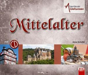 """Sachbuch """"Mittelalter"""" mit Hörspiel-CD"""