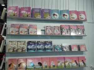 Sternenschweif auf der Buchmesse