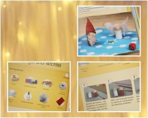 Kathis Weihnachtsbastelbuch Wichtel