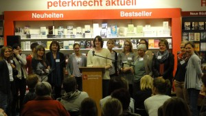 Unsere Lesung in Erfurt